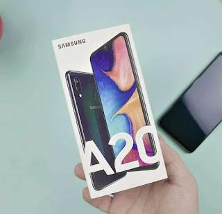 Ini Spesifikasi Samsung Galaxy A20, Memiliki RAM 3 GB