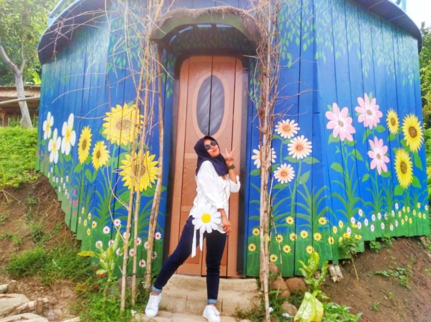 Wisata Lampung Lokasi Harga Tiket Masuk Villa Gardenia