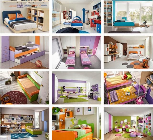 Dormitorios para ni os - Dormitorio de ninos ...