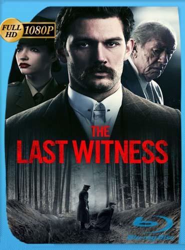 The Last Witness (2018)HD [1080p] Latino [GoogleDrive] SilvestreHD