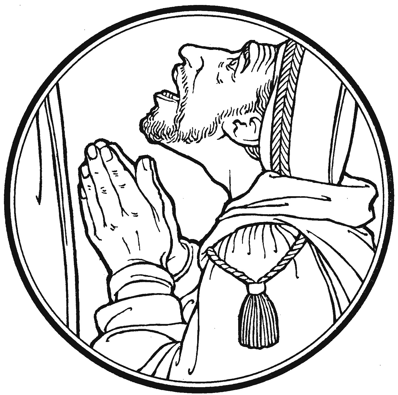 Lest Every Man Be Blind: Homily for The Twenty-First
