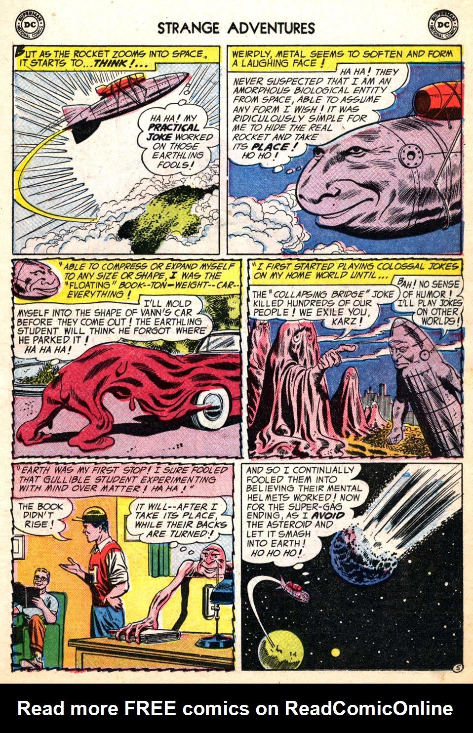 Strange Adventures (1950) issue 49 - Page 15