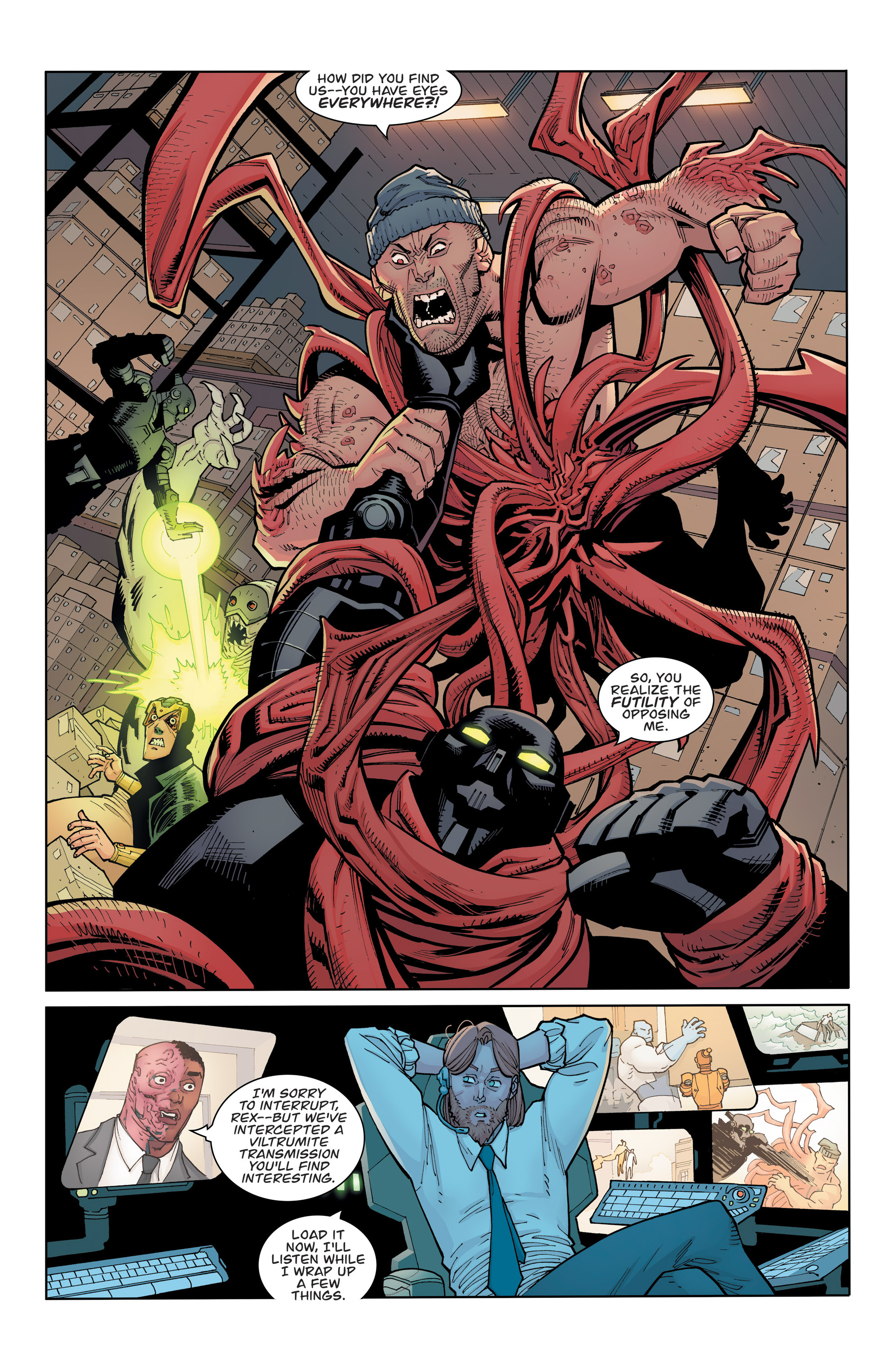 Read online Invincible comic -  Issue #137 - 9