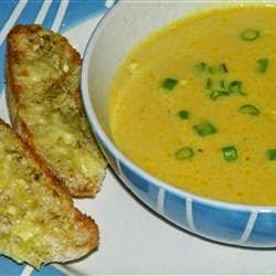 http://allrecipes.com/recipe/roasted-acorn-squash-soup/