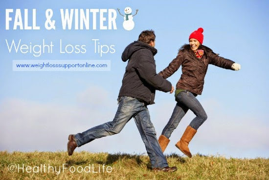 How To Lose Weight In The Fall and Winter Months