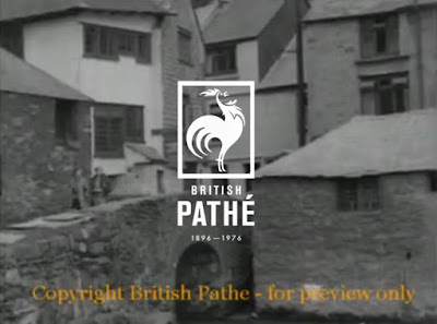 Pathe News feature: Polperro