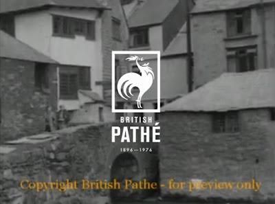 Pathe News feature: Polperro