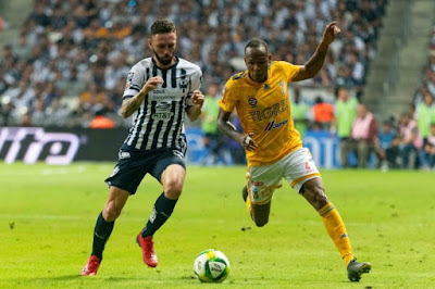 Tigres vs Monterrey final concacaf