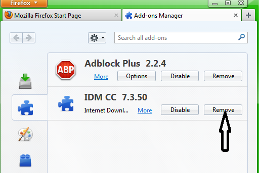 IDM CC for Firefox 60, 61, 62, 63, 64, 65, 66 100% Working - Lucky
