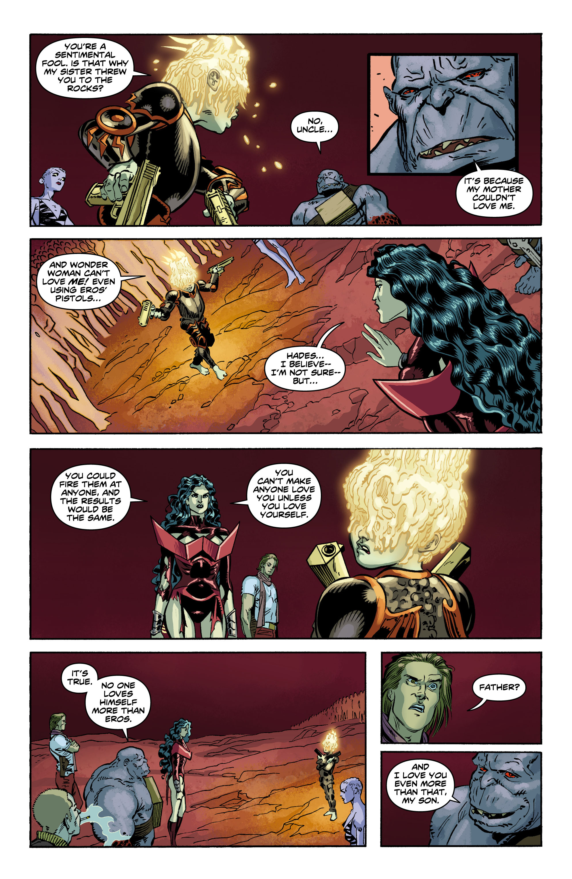 Read online Wonder Woman (2011) comic -  Issue #10 - 17