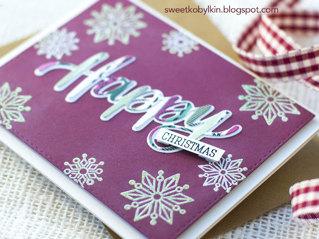 Simon Says Stamp Fun And festive Release Showcasing with Critter Sweaters