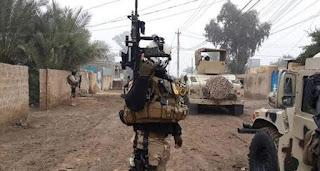 القوات الامنية تحرر منطقة الميدان وتتجه نحو منطقة القليعات آخر اهدافها في الموصل القديمة