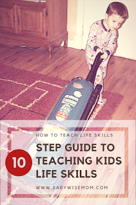 How to Teach Children Life Skills