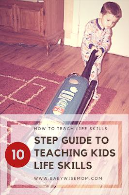 How to Teach Children Life Skills