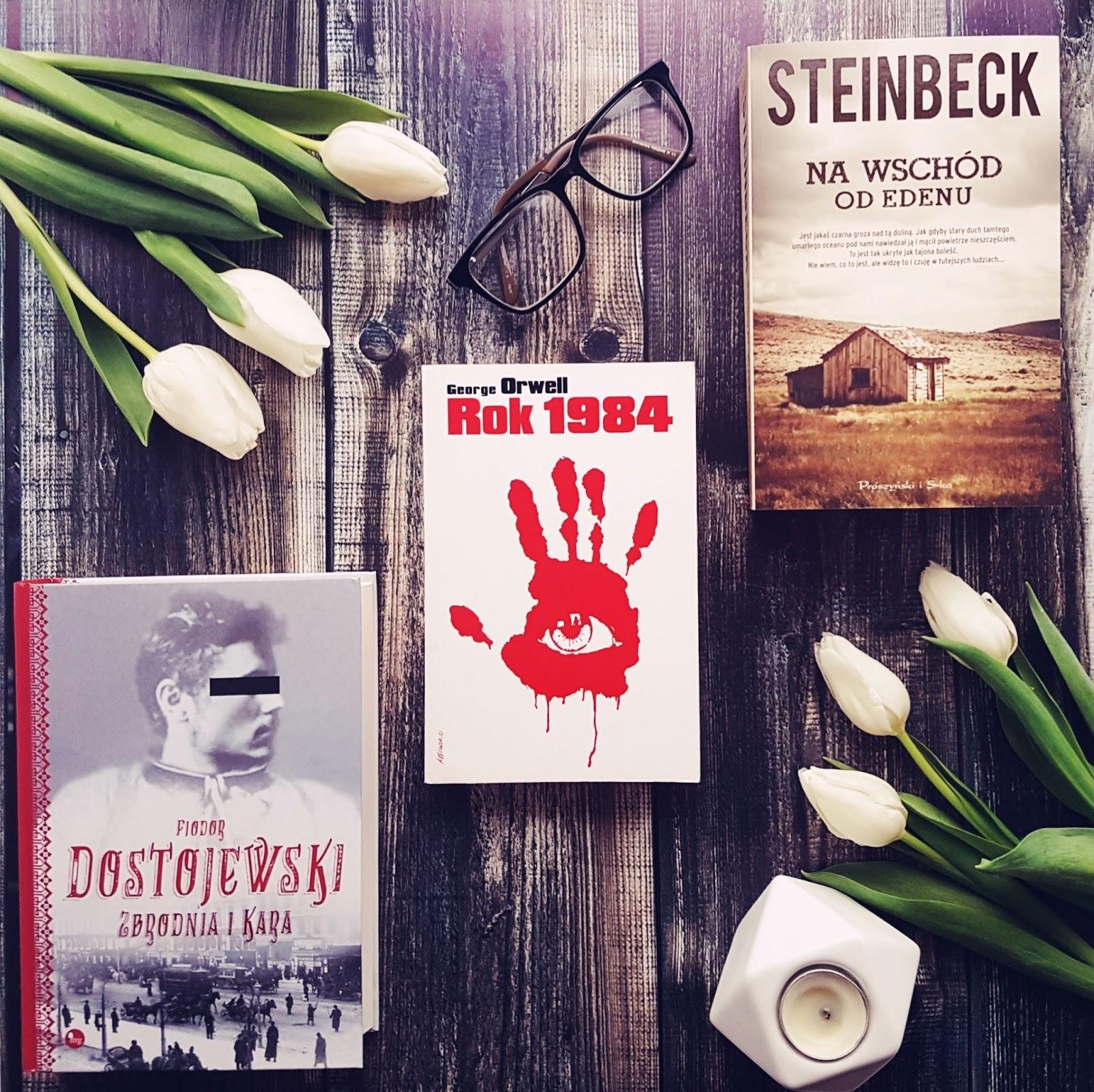 Książki które MUSZĘ przeczytać w 2018 roku