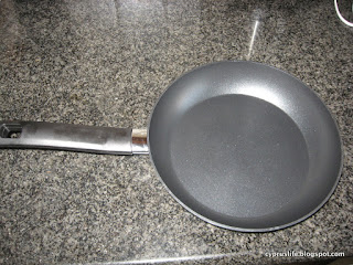 new 24cm frying pan from Lidl