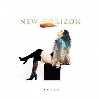 Eylem New Horizon Şarkı Kapak Fotoğrafı