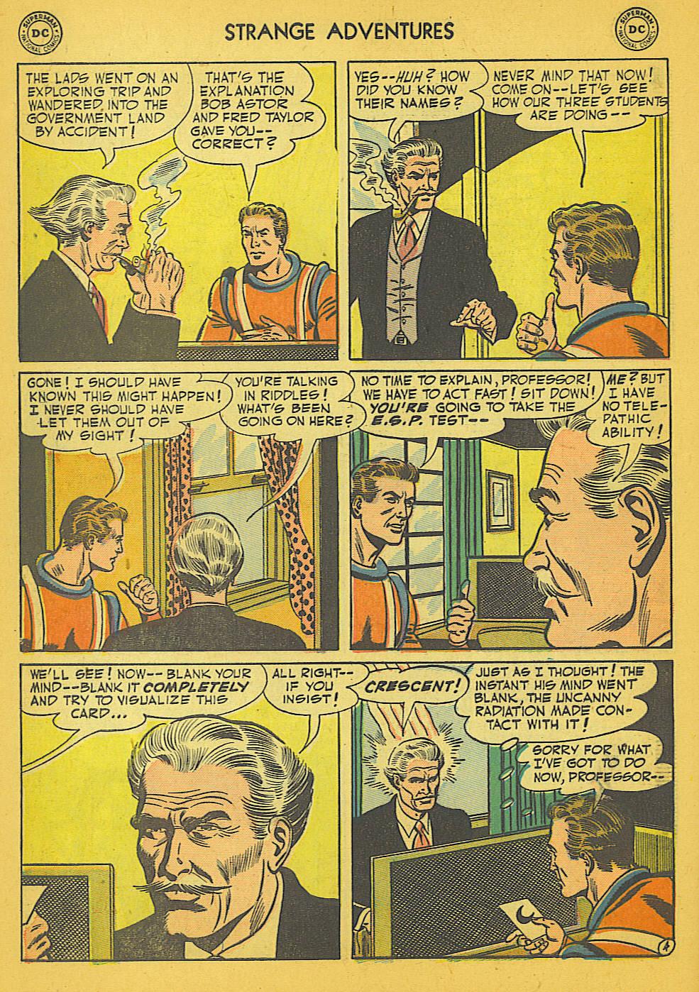 Strange Adventures (1950) issue 21 - Page 6