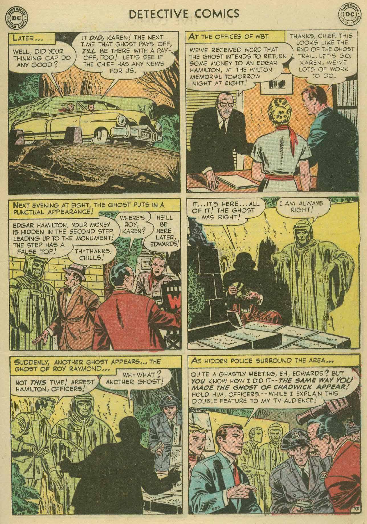 Detective Comics (1937) 175 Page 30