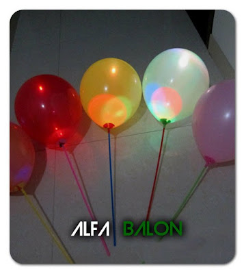 Balon Led Stick