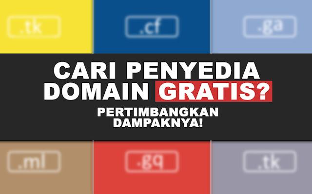 Cari Penyedia Domain Gratis Selain Freenom? Baca Ini!