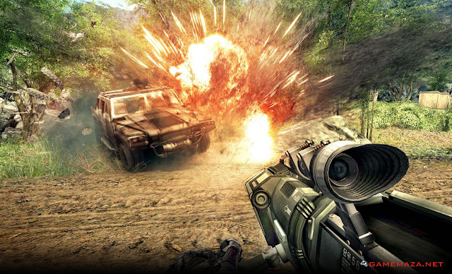 Crysis Warhead Gameplay Screenshot 7