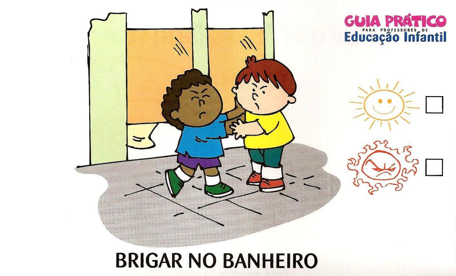 #C6C005 Regrinhas para banheiro Guia prático para professores de Educação  1499x907 px Banheiro Para Deficiente Regras 2545
