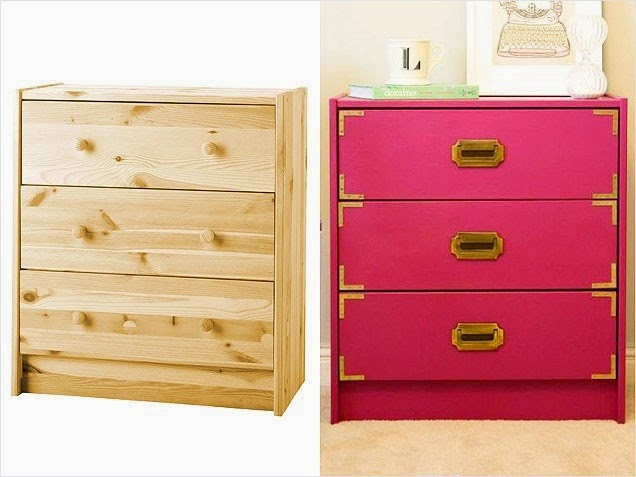 14 Diy Glam Ikea Hacks For Your Home Vintage Romance Style