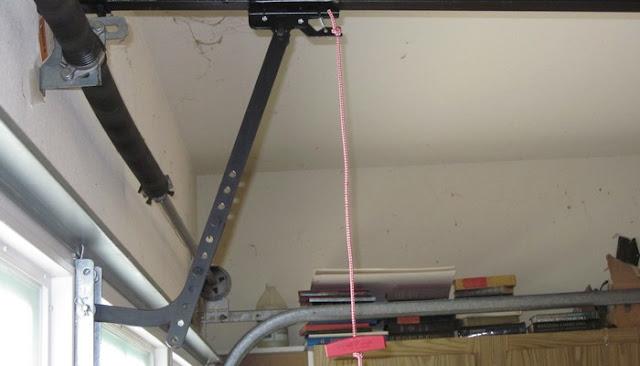 craftsman garage door opener service manual