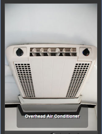Mobilet Overhead Air Conditioner