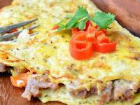 Resep Cara Membuat Omelet Telur Untuk Diet Cepat