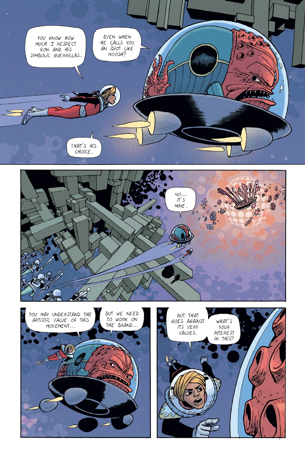 Read online Infinity 8 comic -  Issue #11 - 24