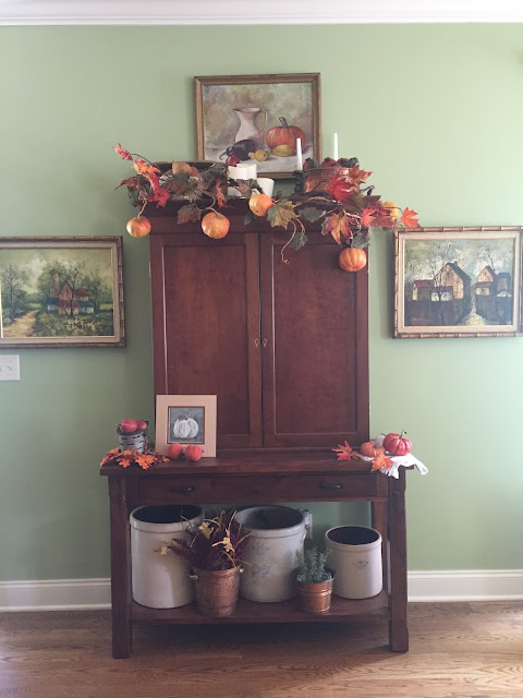 farmhouse chinoiserie spain hill farm fall decor