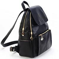 Women's New Backpack ,Travel PU Leather Handbag ,Rucksack Shoulder ,School Bag