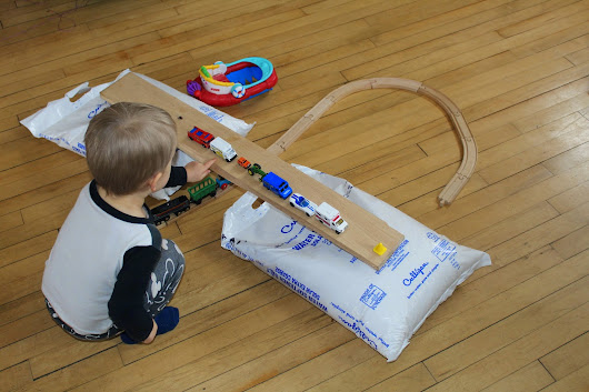 Cheap Fun for Toddlers and Preschoolers