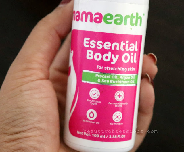 Mamaearth Essential Body Oil Review