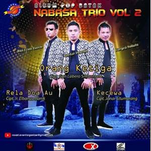 Nabasa Trio - Orang Ketiga (Full Album)