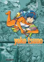 Yoko Tsuno - Robots de aquí y allá