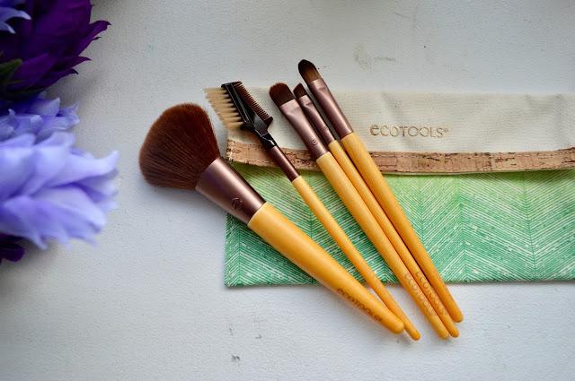 ecotools makeup brushes review