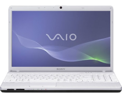Sony Vaio VPCEH15FX/W Drivers for Windows XP
