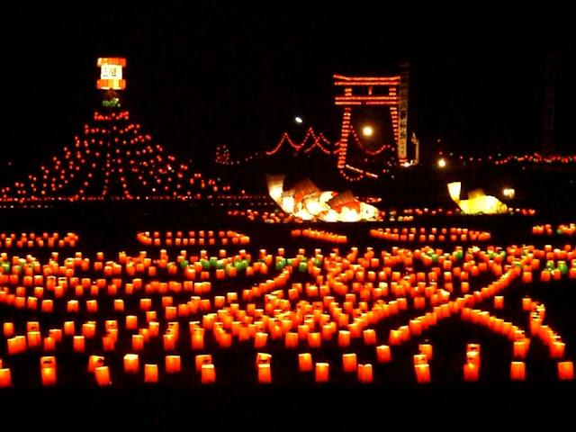 Kouzoniri (God coming shrine) at Tsujihachiman Shrine, Miyoshi City, Hiroshima Pref.