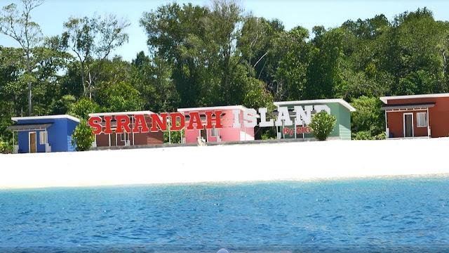 Wisata Pulau Sirandah