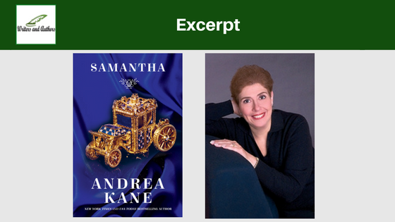 Excerpt: Samantha by Andrea Kane