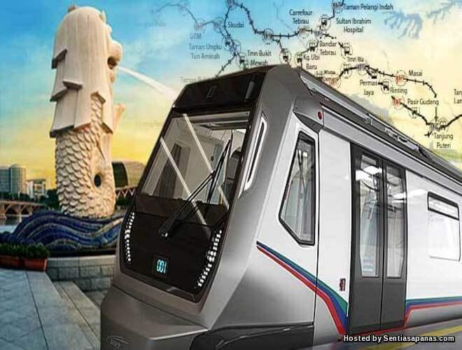 'Hantu' Tutup Pintu Platform MRT Takutkan Rakyat Singapura!