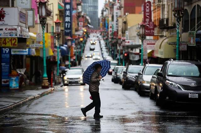 Condições climáticas no mês de janeiro em San Francisco