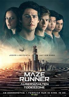 Kino Neustarts Februar, Maze Runner