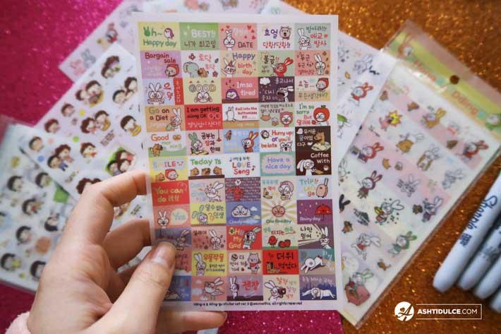 stickers kawaii