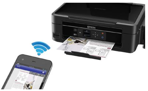 Teknologi Printer Berbasis WiFi