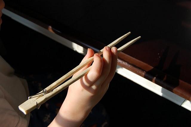 truco, palillos chinos, comer, gastronomía china, ideas útiles, técnicas
