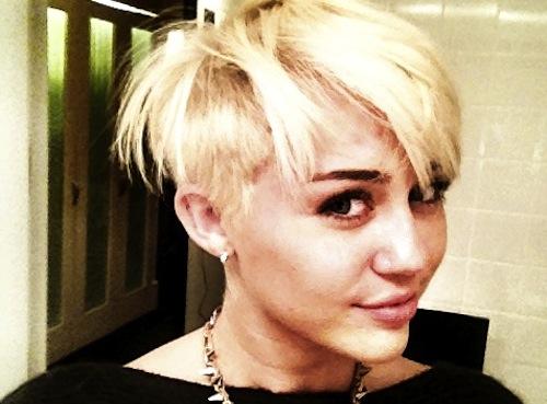 identity ink: Miley Cy...